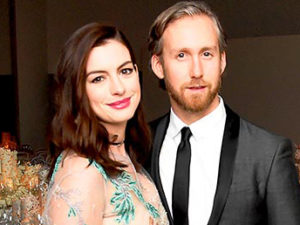 Anne Hathaway's Engagement Ring