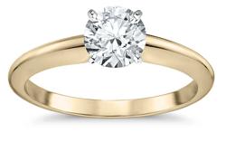 4 prong - Engagement Ring Metal