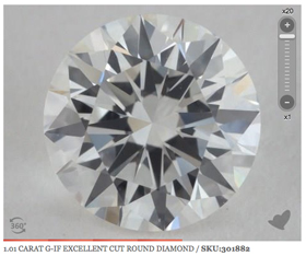 IF 280 - Diamond Clarity