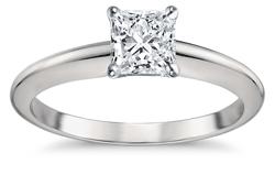 Princess cut top - Princess cut engagement rings