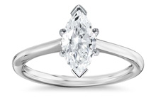 Marquise 220 - Solitaire engagement rings