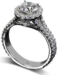 Park avenue double e1428979768552 - Pavé engagement rings