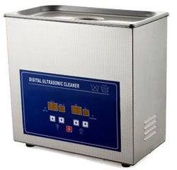 ultrasonic cleaner - Channel set engagement rings