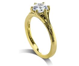 Jeane 14K Yellow Gold1