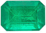 AA quality emerald