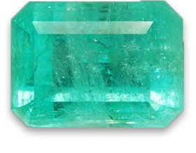 emerald after cedar oil treatment
