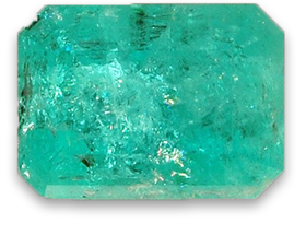 emerald before cedar oil treatment