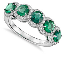 five-stone-emerald-halo-engagement-ring2