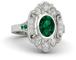 oval-emerald-palladium-ring-with-white-sapphire-and-emerald2