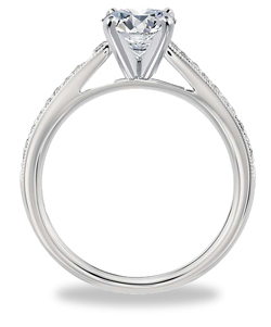 cathedral - Best engagement Rings for Active Women