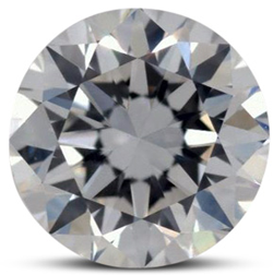 S11 diamond with no visible inclusions