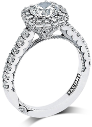Tacori engagement ring from Whiteflash