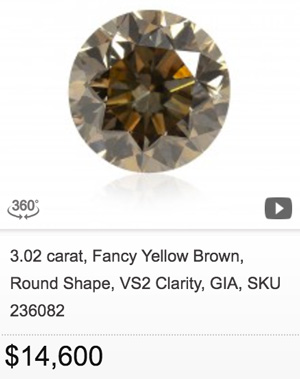 fancy-yellow-brown-diamond