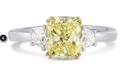 yellow-diamond-engagement-ring-with-white-diamond-side-stones