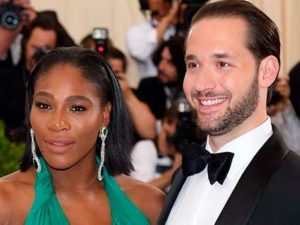 Serena Williams's Engagement Ring