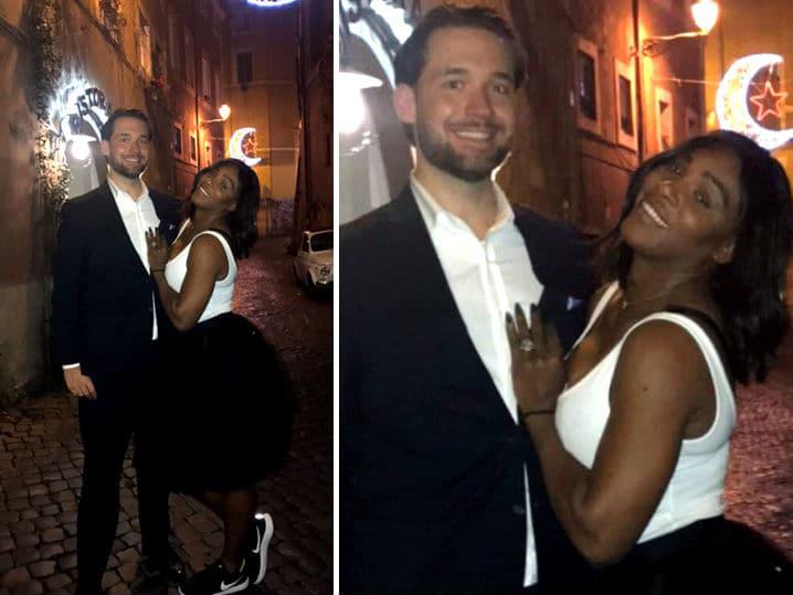 2 Serena Williams Engagement Ring Reddit Debut - Serena Williams's Engagement Ring