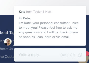 taylor hart chat - Taylor & Hart Review