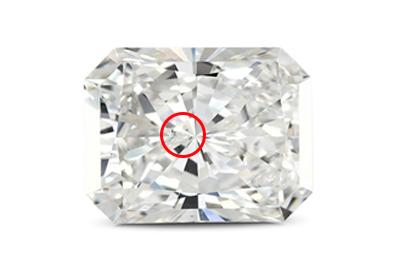 11 radiant - VS2 Diamonds