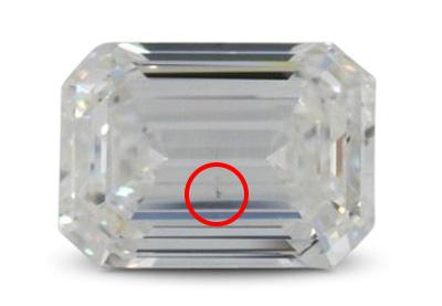 14 emerald - VS2 Diamonds