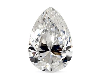 13 bow tie pear diamond Pear 1.20 Carat F VS2 0 first  - VS2 Diamonds