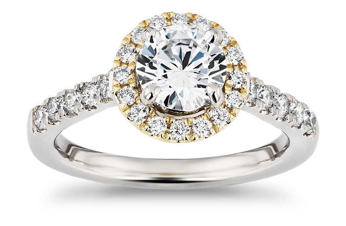 11. colin cowie halo - 2018 Engagement Ring Trends