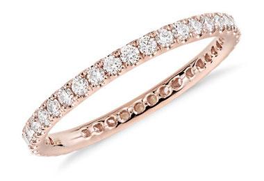 17. diamondsapband - 2018 Engagement Ring Trends