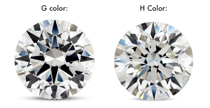 3. G 5 color diamonds - G Color Diamonds
