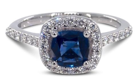 4. bluesaphaloring - 2018 Engagement Ring Trends