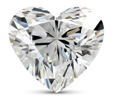 G color heart diamond - G Color Diamonds