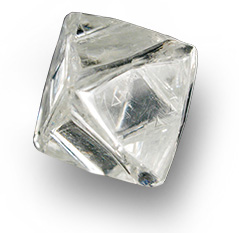 rough diamond - G Color Diamonds