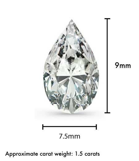 7 margot robbie engagement ring diamond size - Margot Robbie's Engagement Ring