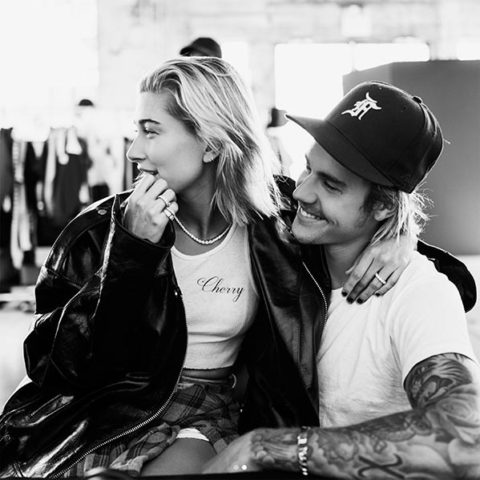1 Hailey Baldwins Engagement Ring Hailey Baldwin and Justin Bieber