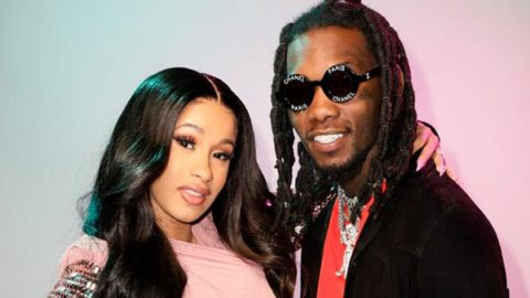 Cardi B and Offset - Cardi Bs Engagement Ring