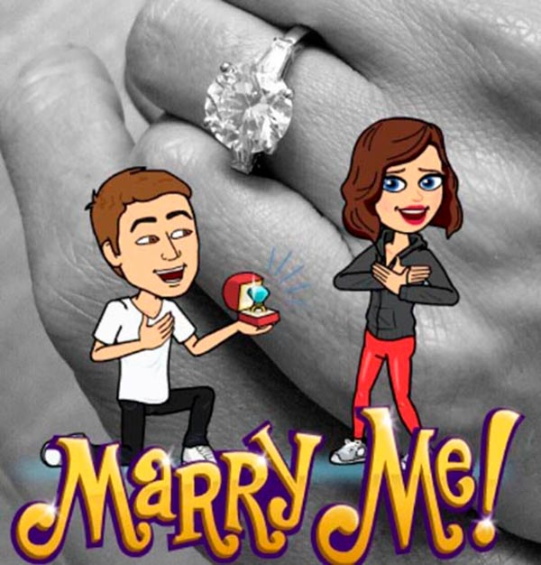 2 Miranda Kerrs Engagement Ring Instagram Debut - Miranda Kerr's Engagement Ring