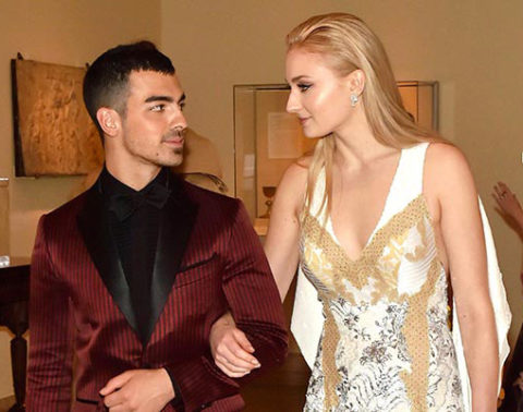 Sophie Turners Engagement Ring Sophie Turner and Joe Jonas