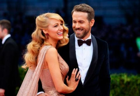 Blake Livelys Engagement Ring Blake Lively and Ryan Reynolds