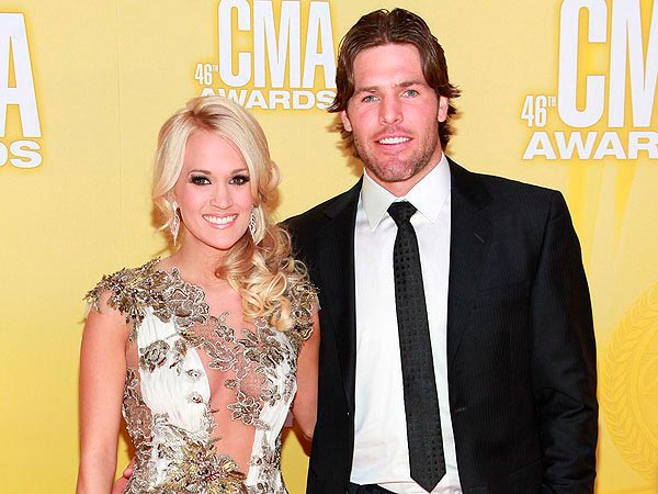 Carrie Underwoods Engagement Ring Mike Fisher and Carrie Underwood
