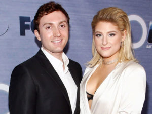 Meghan Trainor's engagement ring