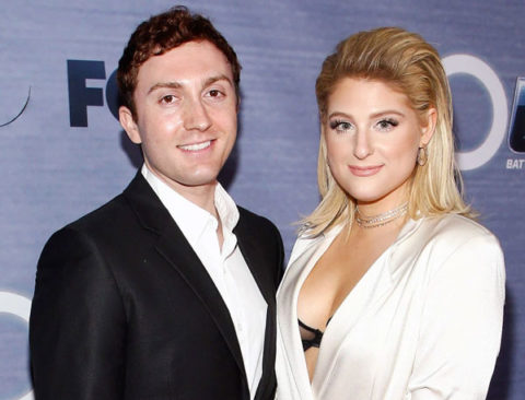 Meghan Trainos Engagement Ring Meghan Trainor and Daryl Sabara