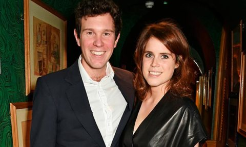 Princess Eugenies Engagement Ring Princess Eugenie and Jack Brooksbank