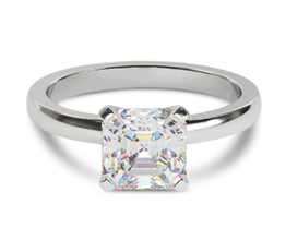Delancy Asscher Engagement Ring