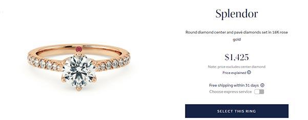 12 Taraji P Hensons Engagement Ring Taylor Hart Copy - Taraji P Henson's Engagement Ring