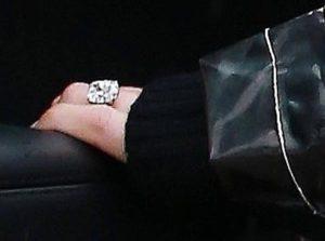 3 Katherine Schwarzeneggers Engagement Ring Close Up View 300x223 - Katherine Schwarzenegger's Engagement Ring