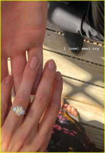 4 Debby Ryans Engagement Ring Best View 206x300 - Debby Ryan's Engagement Ring