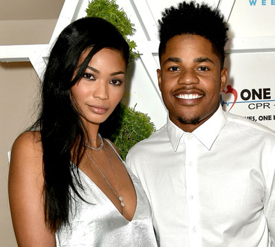 chanel iman and sterling shepard married - Celebrity engagement rings