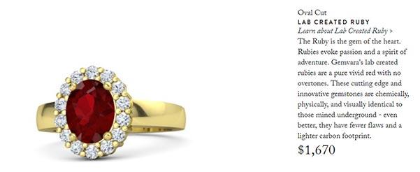Katy Perrys Engagement Ring Gemvara Copy