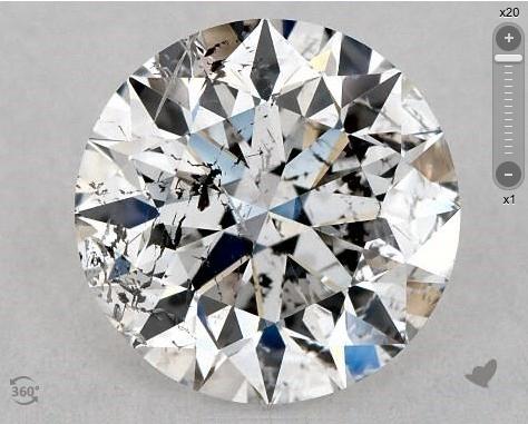 i clarity diamond