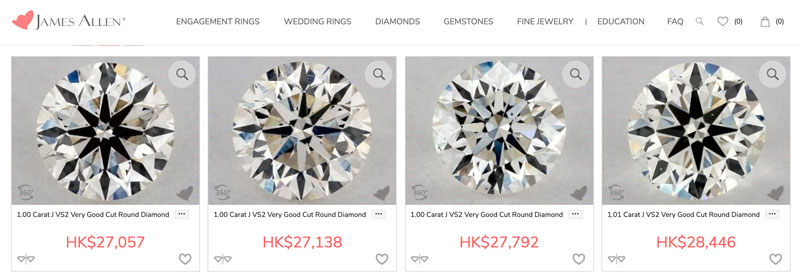 lower prices importing a diamond into hong kong 1 - Importing a diamond or engagement ring into Hong Kong