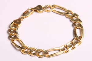 14k gold bracelet - The best place to sell gold for cash