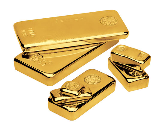 cast gold bars - The best place to sell gold for cash